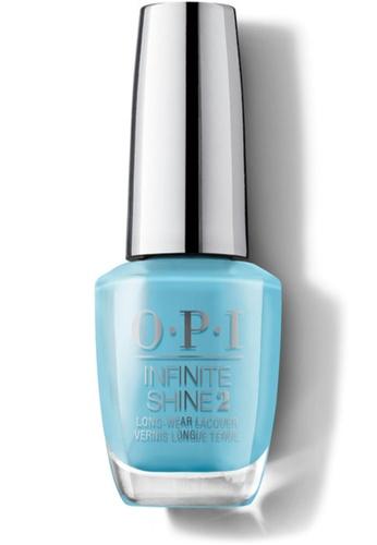 O.P.I blue ISLE75 - IS - Can't Find My Czechbook B2FBFBE2496CE4GS_1