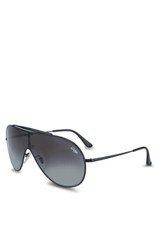 Buy Ray-Ban Ray-Ban RB4440NF Sunglasses Online on ZALORA Singapore 0e727c1f69