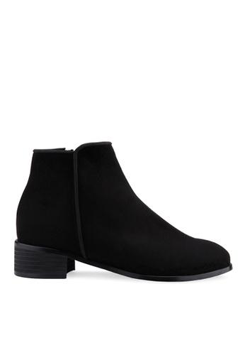 SPUR black Found warm ankle Boots B37F2SH7DE565DGS_1