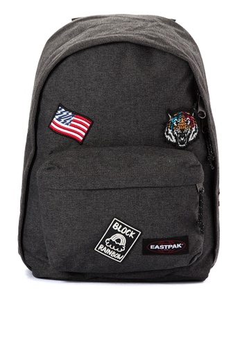 EASTPAK black Out Of Office EA249AC0JWHWPH_1