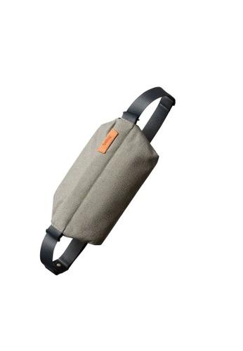 Bellroy grey Bellroy Sling Mini - Limestone 1D656AC6FCD90CGS_1