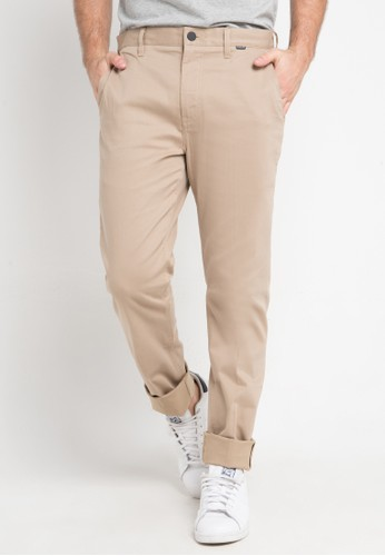 hurley beige Dri-Fit Worker Pant 6DAE5AAA76449AGS_1