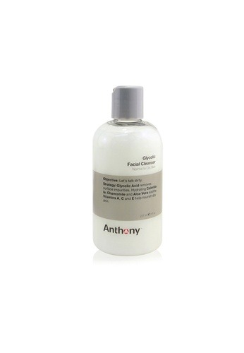 ANTHONY ANTHONY - Logistics For Men Glycolic Facial Cleanser - For Normal/ Oily Skin 237ml/8oz 08150BEA638150GS_1