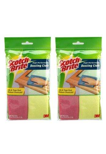Scotch-Brite 3M Scotch Brite Dusting Cloth [9026] 2pcs/pack [Bundle OF 2] E1CBAHLA110E3BGS_1