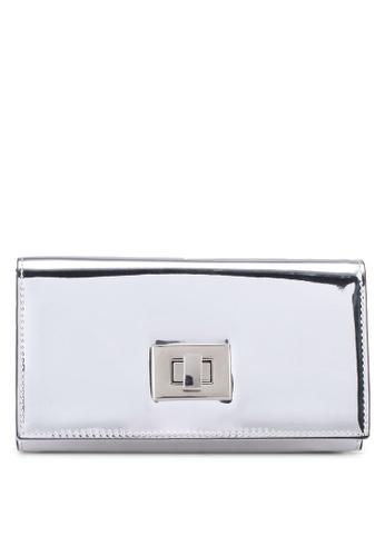 Call It Spring silver Wiravia Cross Body Handbag 1A349AC3AFE06BGS_1