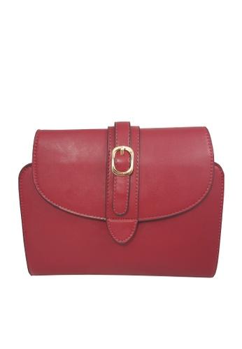 TCWK red TCWK Ladies Fashion Sling Bag EA762ACCCE731FGS_1