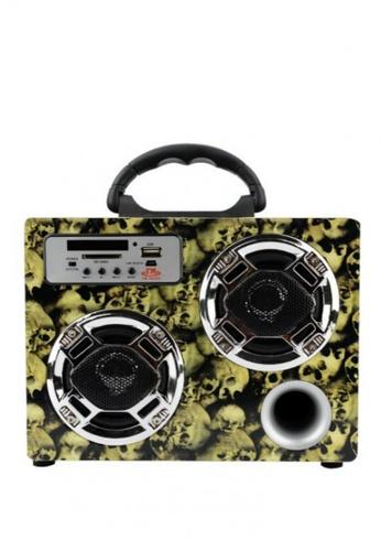 Stylebox yellow AS-162 Usb Digital Speaker 44CEDAC794CBB9GS_1