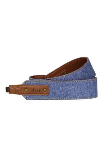 ideer blue Denim Dusk Blue Camera Strap ID960AC89GKGHK_1