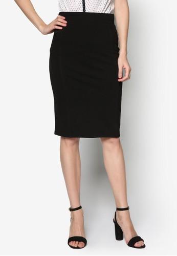 Ponte 修身esprit 童裝短裙, 服飾, 裙子