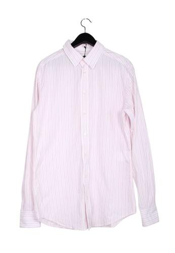 Dolce & Gabbana pink Pre-Loved dolce & gabbana Stripes Pink Shirt B0E09AAAB776A6GS_1