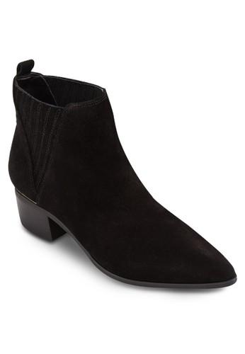 Safarri 尖頭低跟短靴, 女鞋,esprit台灣網頁 鞋