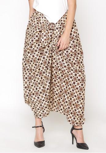 Batik Etniq Craft Sakura Batok Pants