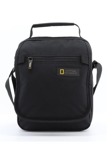 National Geographic black National Geographic Mutation Utility Bag with Flap 1770AAC8995B01GS_1