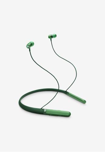 JBL green JBL LIVE 200BT Wireless in ear neckband headphones 4E0A6ACF618021GS_1