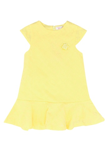 Babybol yellow Baby's Dress 9DDAAKAD7BF7B8GS_1