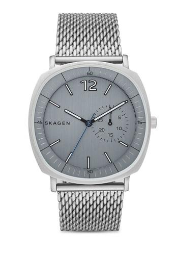 Skagen grey and silver Silver Steel /Gunmetal/Grey Skagen Rungsted SKW6255 SK419AC15FXGSG_1