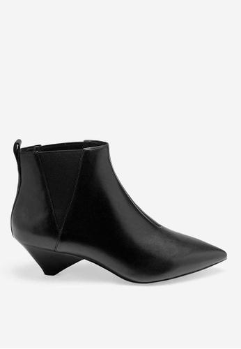 ASH black Cosmos - Black Ankle Boots CB2AFSHA4D12D5GS_1