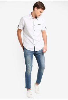 6848856b9 17% OFF ESPRIT Woven Short Sleeve Shirt RM 179.90 NOW RM 149.90 Sizes S M L  XL