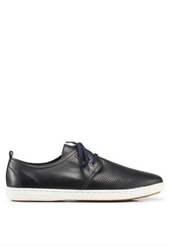 Carlton London navy Smart Casual Shoes 88328SHC817952GS_1