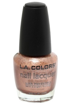 Nail Lacquer-Bronze Bombshell