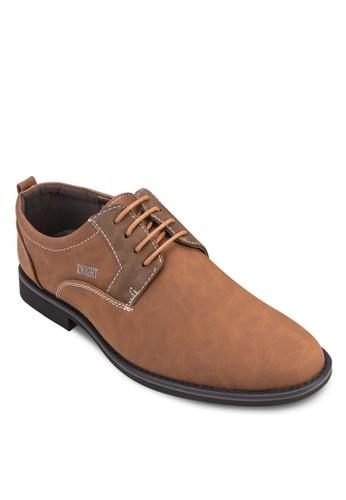 esprit 台中繫帶商務皮鞋, 鞋, 鞋
