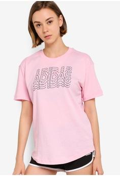 24f909be Buy adidas T-Shirts For Women Online on ZALORA Singapore