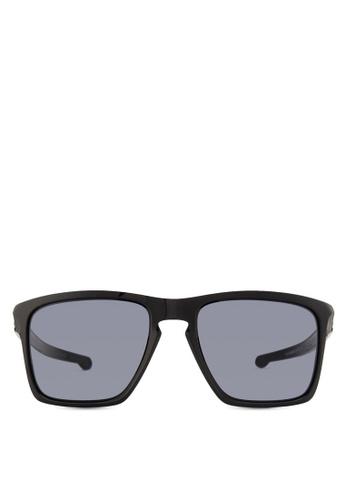 Oakley black Performance Lifestyle OO9346 Sunglasses OA636GL87FSYMY_1