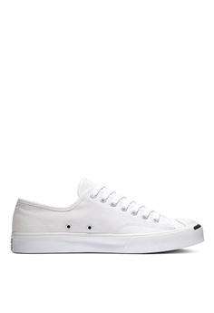 0e109f02e1fe Converse white Jack Purcell Gold Standard 1st In Class Ox Sneakers  2D1B5SHB6429DAGS_1