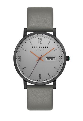 TED BAKER grey Ted Baker Grant- TE15196011 TE877AC0RTWSMY_1