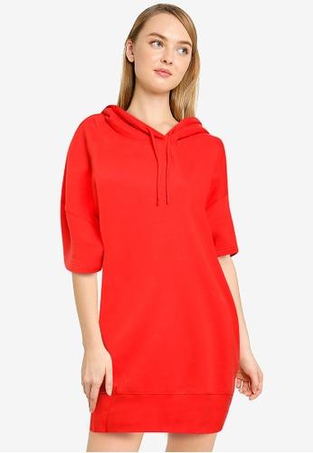French Connection 紅色 Lilosa Sundae 洋裝 5DE11AA49B4DE1GS_1