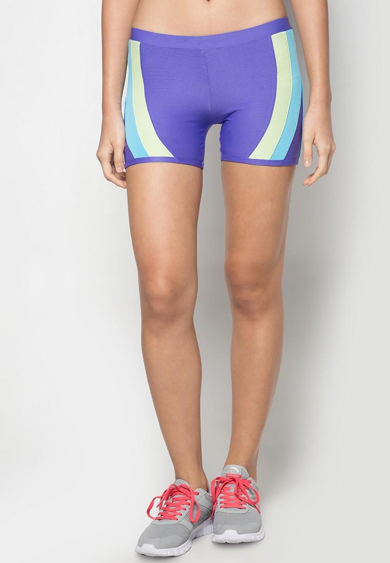 Henji Multi Paneled Shorts