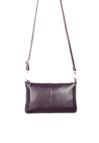 HAPPY FRIDAYS Ultrathin Litchi Grain Leather Shoulder Bags JN906 009CBAC13455F7GS_1
