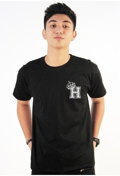 King's Initial H Tee