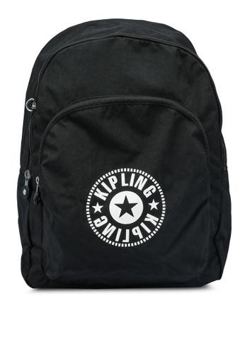 Kipling black Seoul M Lite Black Lite Backpack 755B1AC64AC9C7GS_1