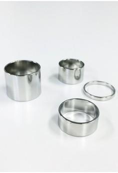 Simplicity Stacking Ring Set