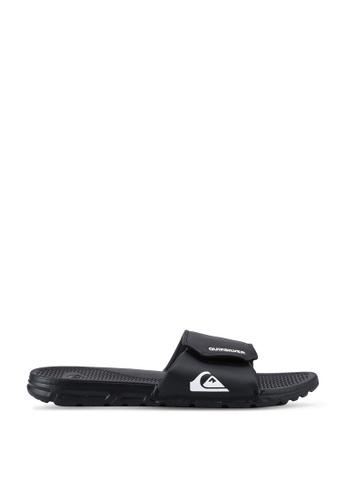 Quiksilver white Shoreline Adjust Sandal DE899SHC6CCD8AGS_1