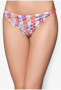 Holiday Side Crossed Bikini Bottom