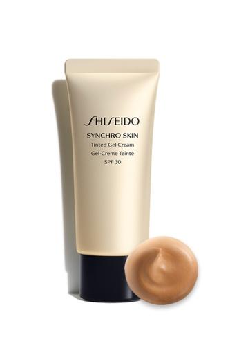 Shiseido beige Shiseido Makeup Synchro Skin Tinted Gel Cream, Dark 1A42FBE6F960AEGS_1