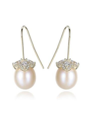 SUNRAIS silver High-grade colored stone silver fashion earrings 0BA20ACE789764GS_1