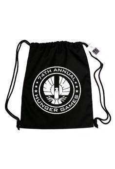 The Hunger Games Drawstring Bag