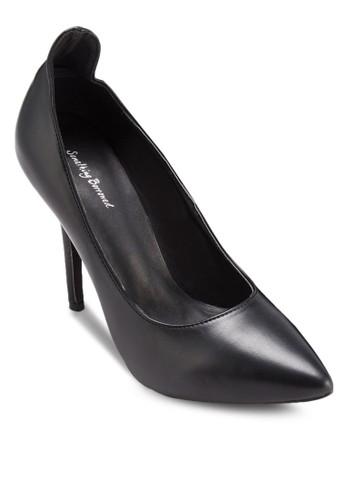 高esprit 會員鞋背尖頭高跟鞋, 女鞋, 鞋