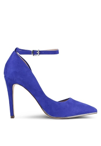 Call It Spring navy Exerina Heels CA512SH0RLFZMY_1