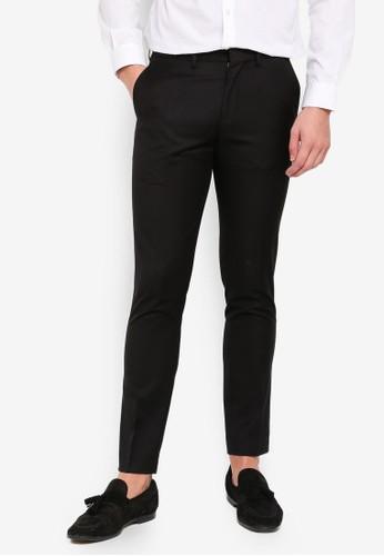 Electro Denim Lab black Formal Long Pants A2880AA6FE7230GS_1