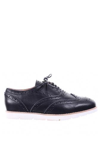 PRODUIT PARFAIT black Oxford Shoes 83278SHFD3CAACGS_1