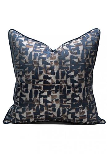 Maison Curio Leedon Cushion Cover - 45cm X 45cm BBE81HLC485BE3GS_1