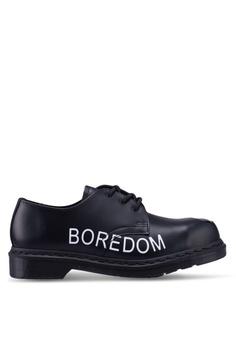 8afa3ffe4fc Dr. Martens black 1925 Sex Pistols 3 Eye Shoes E4083SH54C3790GS 1