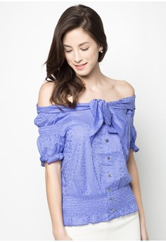 Rep Sailor Inpired Blouse
