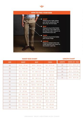 Dockers Alpha Original Slim Tapered Pants Pembroke