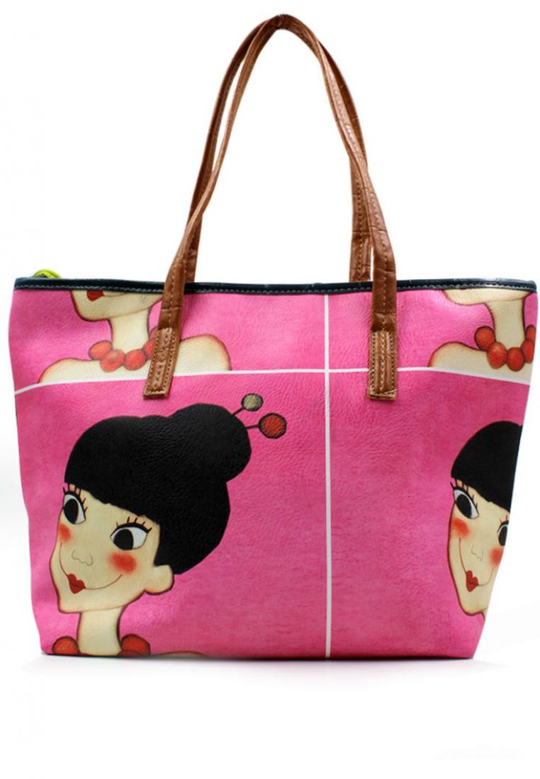 Poppy Tote Bag B