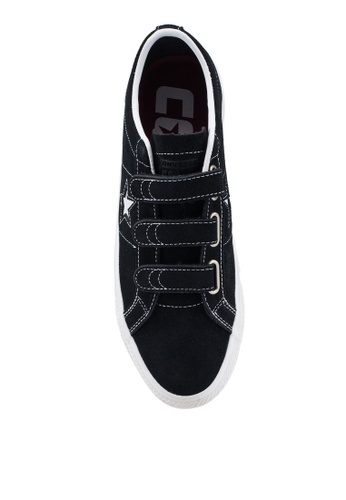 6ee60bbca1e Buy Converse One Star Pro 3V Suede Ox Sneakers Online on ZALORA Singapore